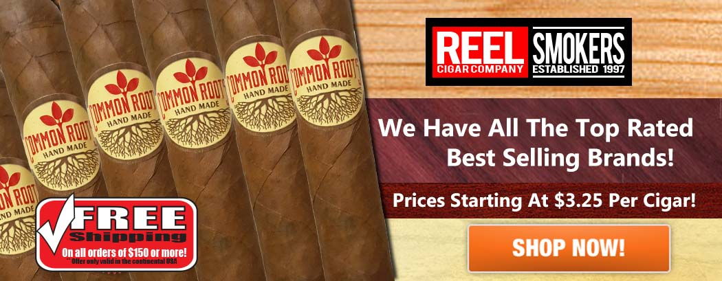 common roots cigars