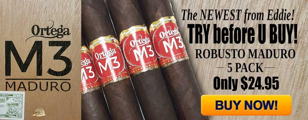 ortega m3 cigars